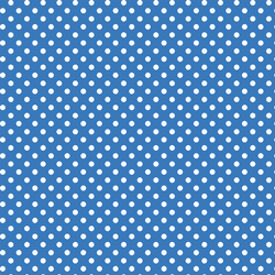 Tiny Dot in Cerulean