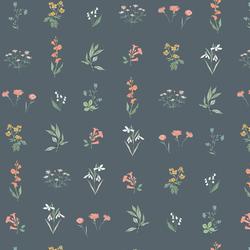 Botanical Study in Soft