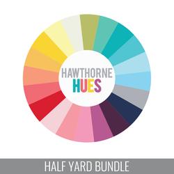 Hawthorne Hues Half Yard Bundle