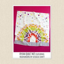 Ryan Quilt Kit