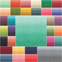 Ombre Confetti Metallic Fat Quarter Bundle