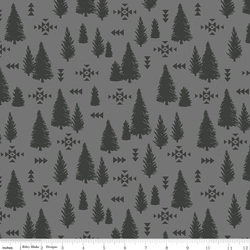 Trees in Gray