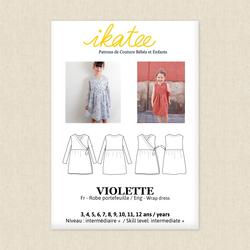 Violette Dress - Girls