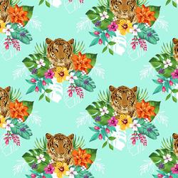 Tiger Tales in Aqua