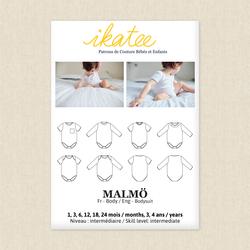 Malmo Bodysuit - Baby