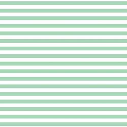 Horizontal Dress Stripe in Seaglass