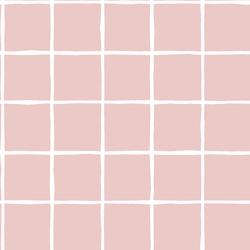 Windowpane in Blush
