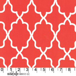 Moroccan Lattice in Clementine