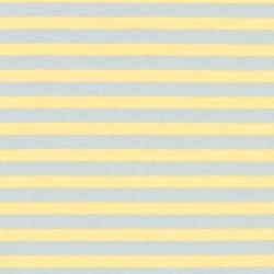 Stripe Jersey Knit in Fog