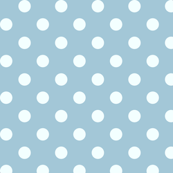 Marble Dot in Bluebell