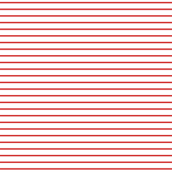 Small Striped in Candy Cane