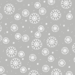 Snowflakes in Pebble