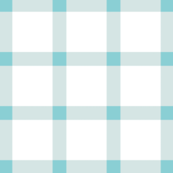 Big Summer Gingham Check in Raindrop