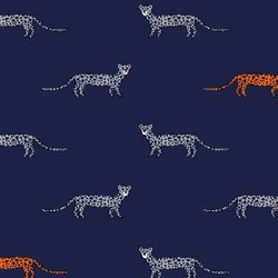 Youre a Cheetah in Navy