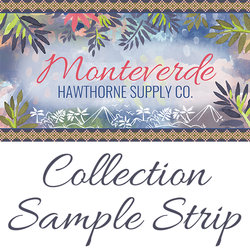 Monteverde Sample Strip
