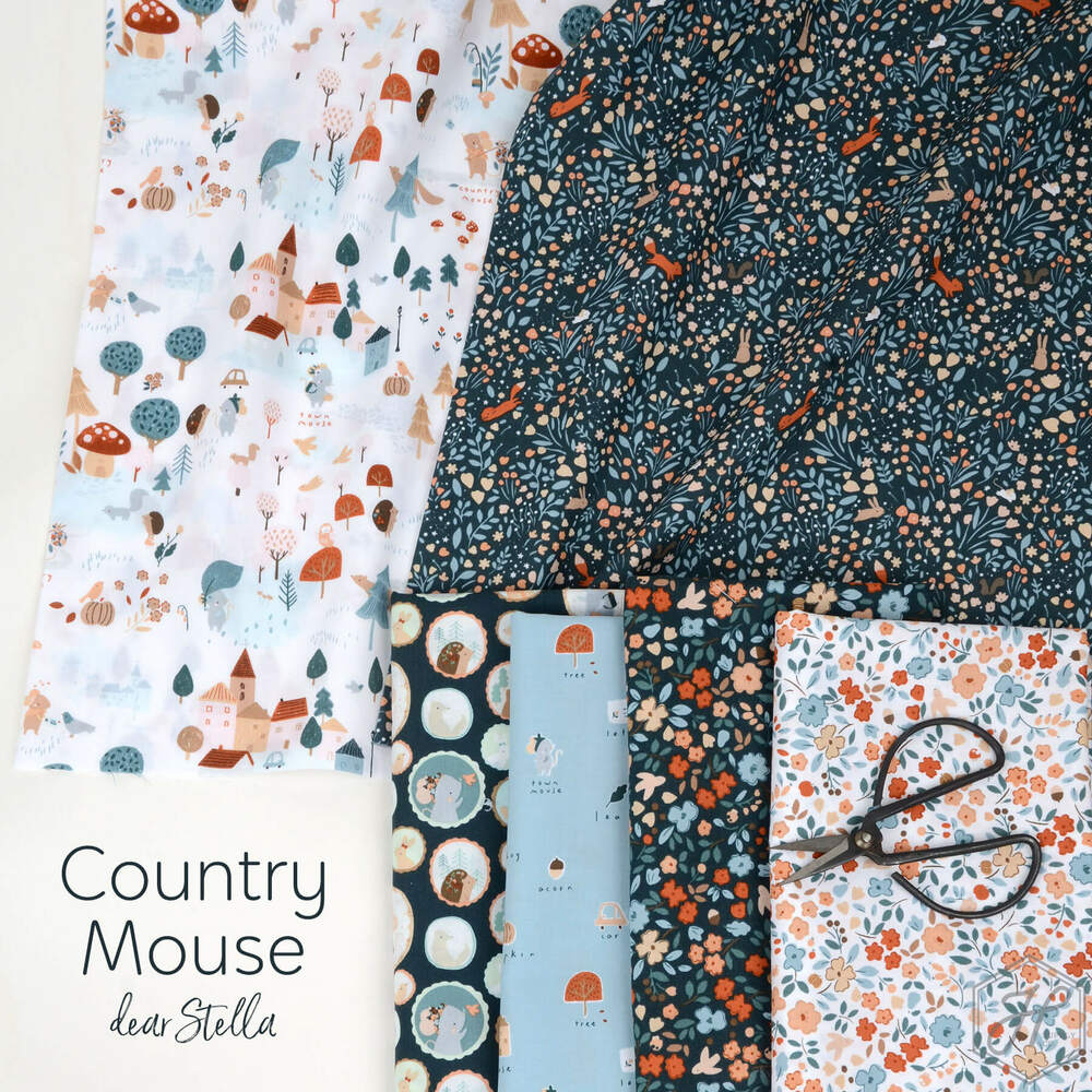 Country Mouse Poster Image