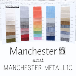 Manchester Color Card in Swatches