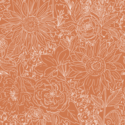 Paperie in Juliet Coral