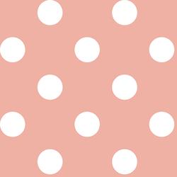 Jumbo Dot in Peony