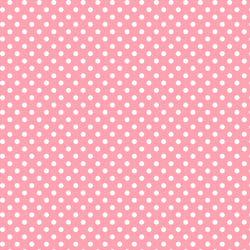 Tiny Dot in Rose Pink