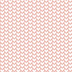 Hearts in Peony