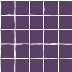 Windowpane in Aubergine