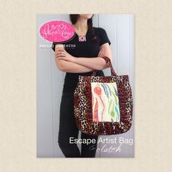 Escape Artist Bag and Clutch