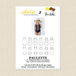 Paulette Swimsuit - Girls