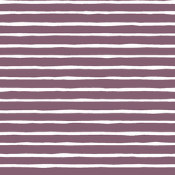 Artisan Stripe in Mulberry
