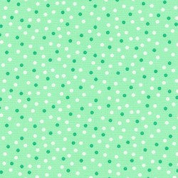 Tiny Dots in Mint