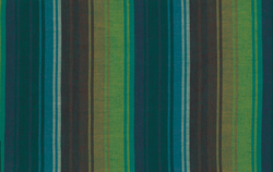 Exotic Stripe in Emerald