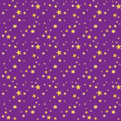 Stars in Purple