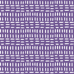 Stitched in Ultra Violet