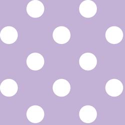 Jumbo Dot in Lilac