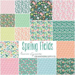 Spring Fields Fat Quarter Bundle