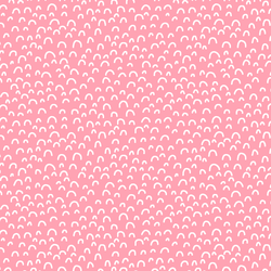 Doodle in Rose Pink