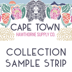 Cape Town Sample Strip