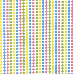 Line Dots in Spring