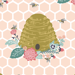 Beekeeping in Shell