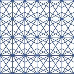 Terrarium in Blue Jay on White
