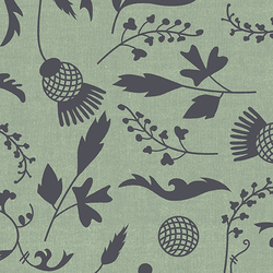 Botany Chambray in Taupe