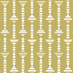 Little Tribal Stripe in Brass