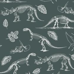 Fossils in Grey Green
