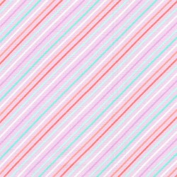 Rainbow Stripe in Sweet