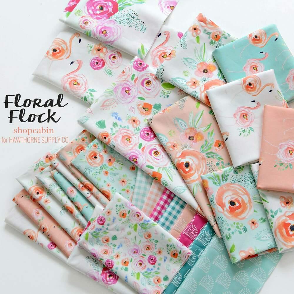 Floral Flock Poster Image