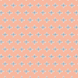Crosses in Pink