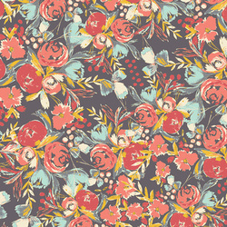 Flowerfield Rayon in Sunset