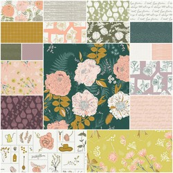 Gathered Fat Quarter Bundle