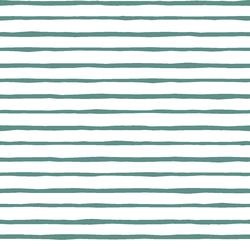 Artisan Stripe in Agate on White