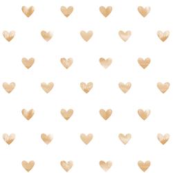 Tender Hearts in Golden Mustard